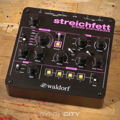 Waldorf Streichfett - B Stock
