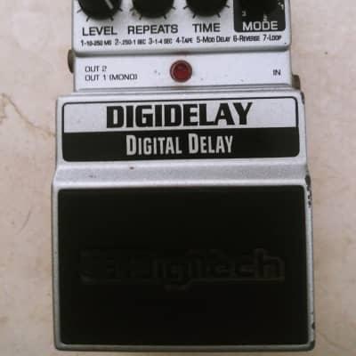 DigiTech Digidelay Digital Delay Pedal for sale