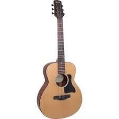 Adam Black O-3 T Natural Travel Acoustic Guitar for sale