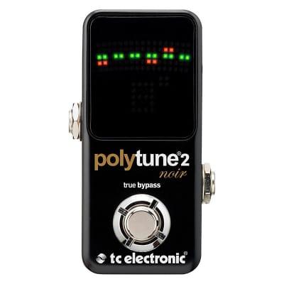 Tc Electronic Polytune 2 Mini Noir for sale