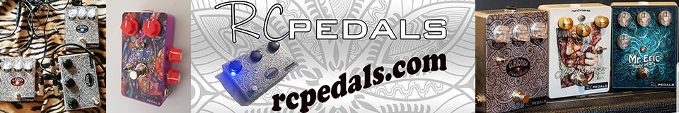 RC PEDALS' Gear Emporium