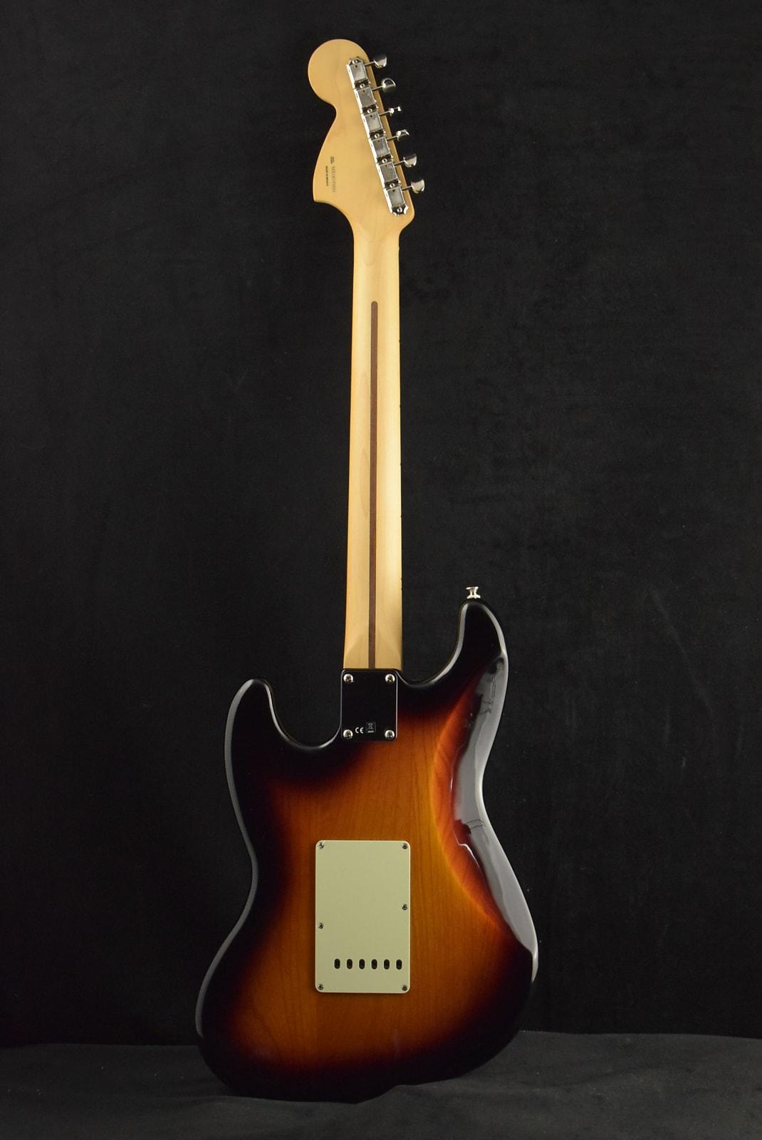 Fender Alternate Reality Sixty-Six Sunburst