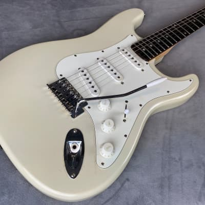 JB Player JBG-165 / PW Stratocaster  Pearl White 1990's for sale