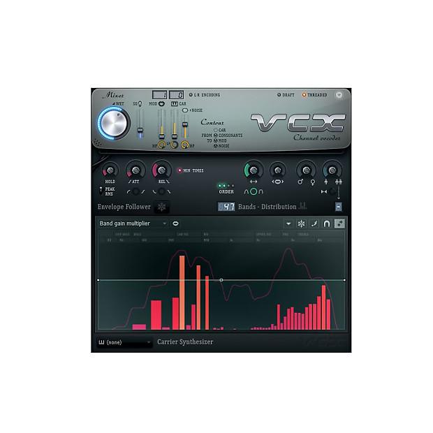Image-Line Vocodex Vocoder Voice Doubling Software Plug-In Electronic Download