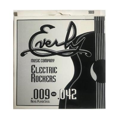 Everly Music Everly Electric Rockers Set 9009 Gitarrensaiten E-Gitarre for sale