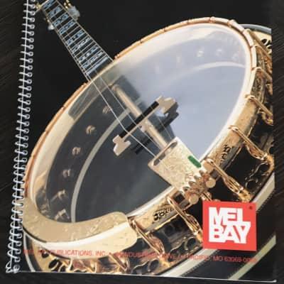 Mel Bay's Complete Tenor Banjo Method Sheet Music Instructional Lesson Book
