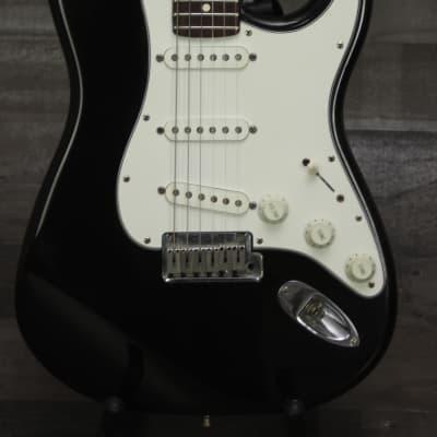 Fender Fender American Standard Stratocaster Rosewood Fingerboard 1998 Black 1998 Black for sale