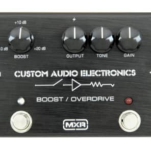 MXR MC-402 Boost/Overdrive for sale