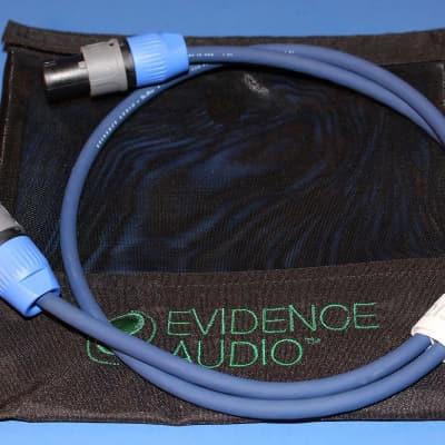 15' Evidence Audio Speak-On Speaker Cable, The Siren ~ FREE BAG