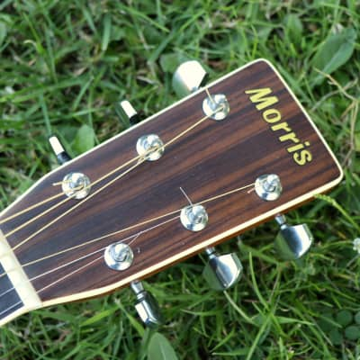 ♬ Japanese Morris W604 c.1978 Blonde + Seriously nice condition! + Pro Setup ♬ for sale
