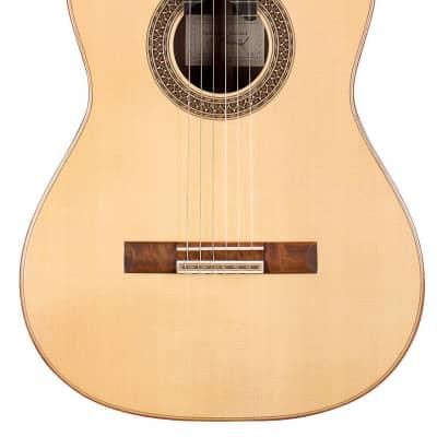Sebastian Stenzel 2015 Classical Guitar Spruce/Cocobolo for sale