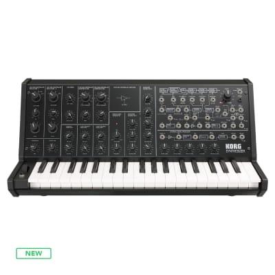 Korg MS-20 Mini Semi-Modular Monophonic Analog Synthesizer
