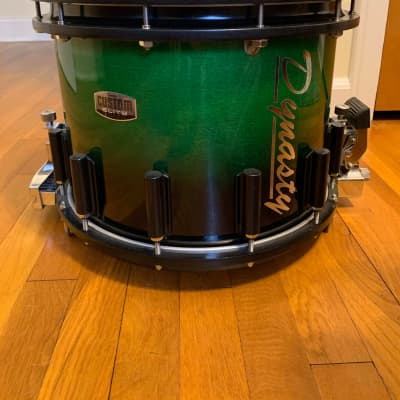 Dynasty Custom Elite Green/Black Fade