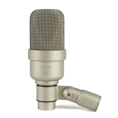 Microtech Gefell M930 Large Diaphragm Cardioid Condenser Microphone