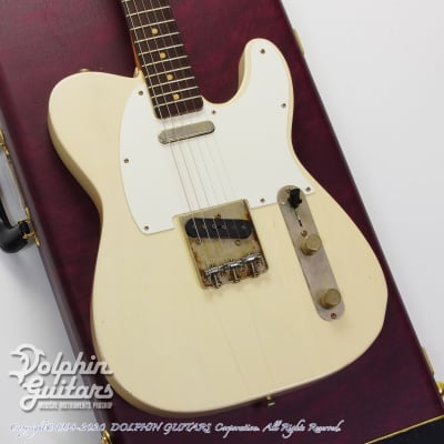 RS Guitarworks Old Friend Slab'59 (White Blonde) 2019-  [Pre-Owned] for sale