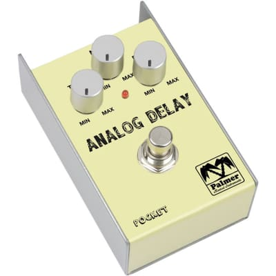 Palmer Analog Delay 2018 Yellow for sale