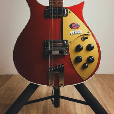Rickenbacker 660 2018 Ruby Red for sale