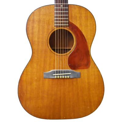 Gibson 1965 LG-0 Small Body Acoustic Guitar Mahogany
