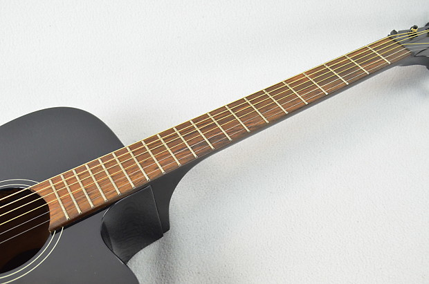 lag dt66dce dark tramontane dreadnought acoustic guitar w reverb. Black Bedroom Furniture Sets. Home Design Ideas
