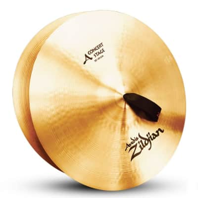 """Zildjian 18"""" A Series Concert Stage Orchestral Cymbal"""