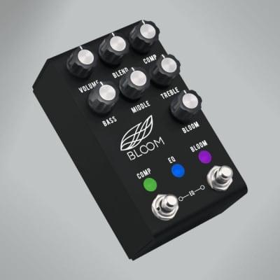 Jackson Audio Bloom V2 MIDI Black Compressor