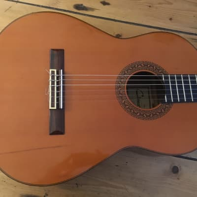 Cimar Ibanez 395 Classic Guitar Made in Japan 1970s for sale
