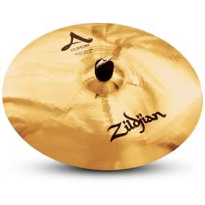 "Zildjian 17"" A Custom Fast Crash Brilliant Finish"