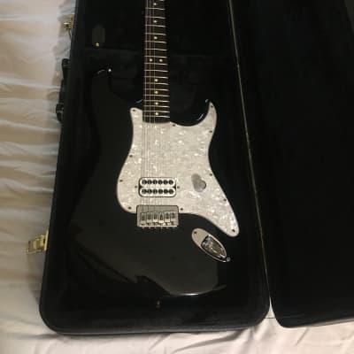 2001 Black Tom Delonge Fender Stratocaster w/ Hardshell for sale