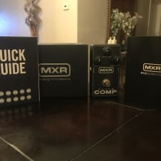 MXR Super Comp 2017 Black