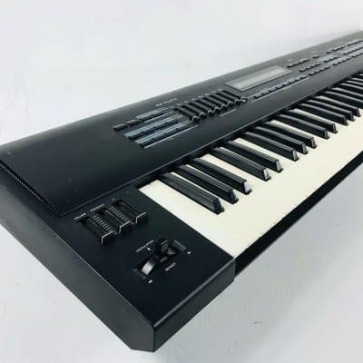 "Roland JV-90 76key Synth + W-EXP SR-JV80-01 Pop + ""All Brand New Switches """
