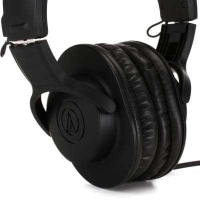 Audio-Technica ATH-M20x Closed-Back Monitoring Headphones (ATHM20xd3)