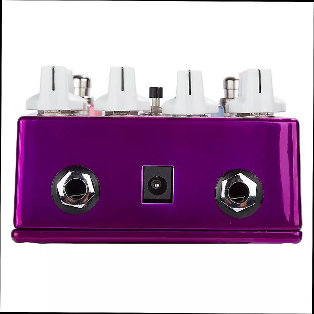 wampler faux tape echo v2 pedal reverb. Black Bedroom Furniture Sets. Home Design Ideas