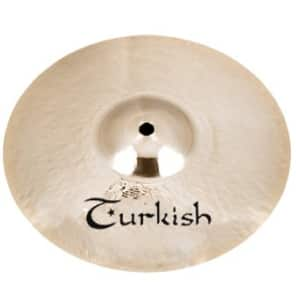 "Turkish Cymbals 12"" Rock Series Rock Beat Splash RB-SP12"