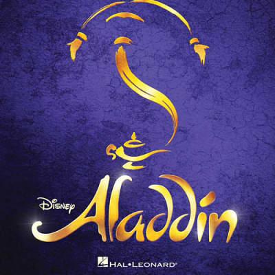 Hal Leonard Aladdin - Broadway Musical Easy Piano Selections