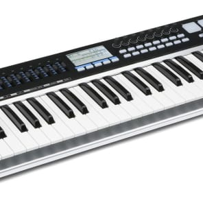 Samson Graphite 49 Keyboard Controller with USB Connector & MIDI Out (SAKGR49)
