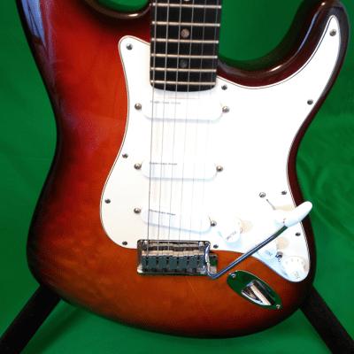 Fender Custom Shop Limited Edition 35th Anniversary Stratocaster Sunburst  #005 of 500 (1989) for sale