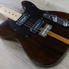 Fender Limited Edition Malaysian Blackwood Telecaster 90 Electric Guitar with Case #1 for sale
