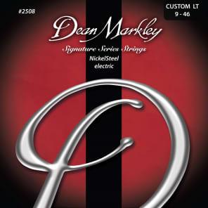 Dean Markley 2508 Signature Series Nickel Steel Electric Guitar Strings - Custom Light (9-46)