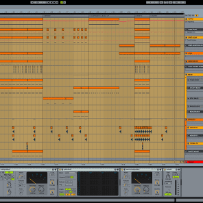 Reverb The Sounds of Horror Ableton Live Session