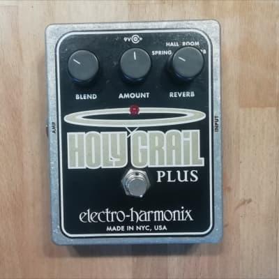 Electro-Harmonix EHX Holy Grail Plus XO