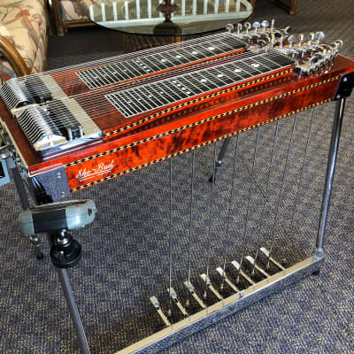 Sho-Bud Double 12 Pedal Steel for sale
