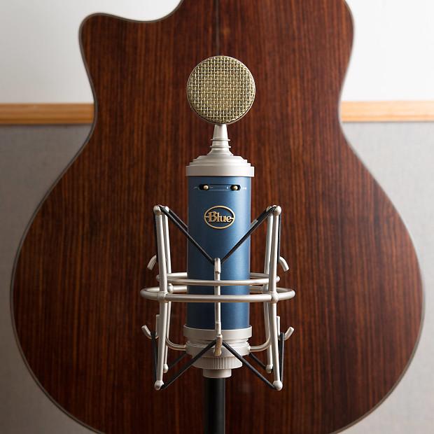 Sensational Blue Bluebird Sl Condenser Microphone Home Studio Package Reverb Largest Home Design Picture Inspirations Pitcheantrous