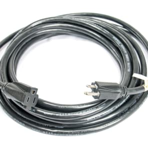 Elite Core Audio SP-12-25 Stage Power 12-AWG Power Cable - 25'