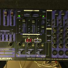 VocoPro  KJ-7800Pro DJ/Video karaoke mixer