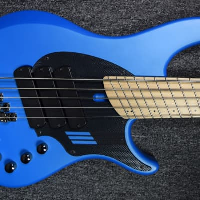 Dingwall NG-3 (5), Laguna Seca Blue w/ Maple ***In Stock! for sale