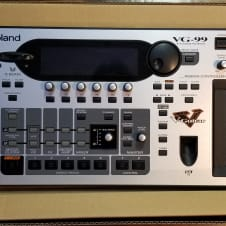 Roland  VG-99 2014 2 Tone Silver Blue