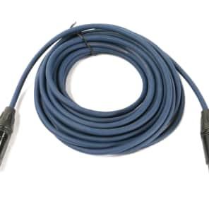 SuperFlex GOLD SFM-25-MIDNIGHT Premium XLR Mic Cable - 25'