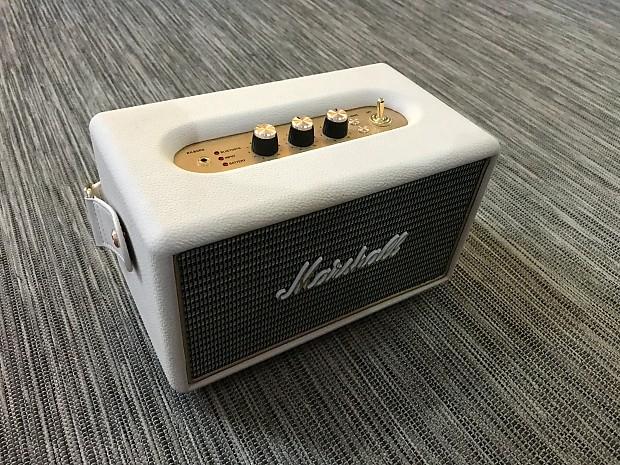 Marshall Kilburn Portable Bluetooth Speaker | Reverb