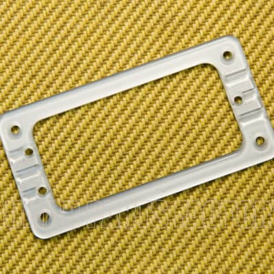 009-6608-SILVER G4500 Silver Electromatic Genuine Gretsch Pickup Mounting Ring Bezel