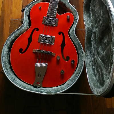 Gretsch G5123B Electromatic Bass Orange for sale